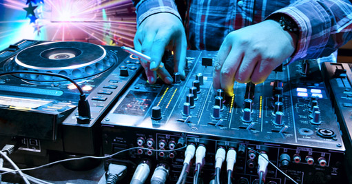Lej DJ Odense